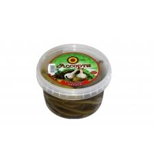 Ассорти из соленых овощей  (Перец, чеснок, стебли черемши