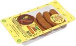 Колбаски полукопченые Деликатесные с сыром, 0,4 кг
